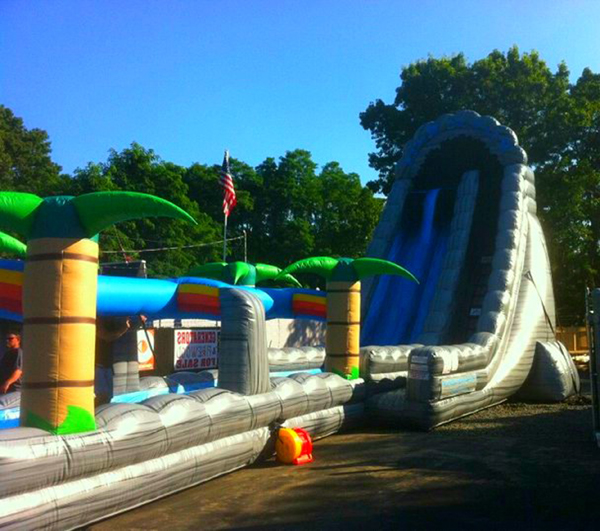 Inflatable Water Slide To Rent: Long Island Inflatable Rentals
